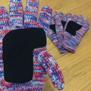 Accessories - New York Giants Color blend Gloves